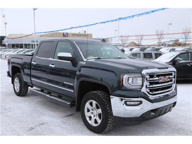 2017 GMC Sierra 1500 SLT (Stk: 171613) in Medicine Hat - Image 1 of 25