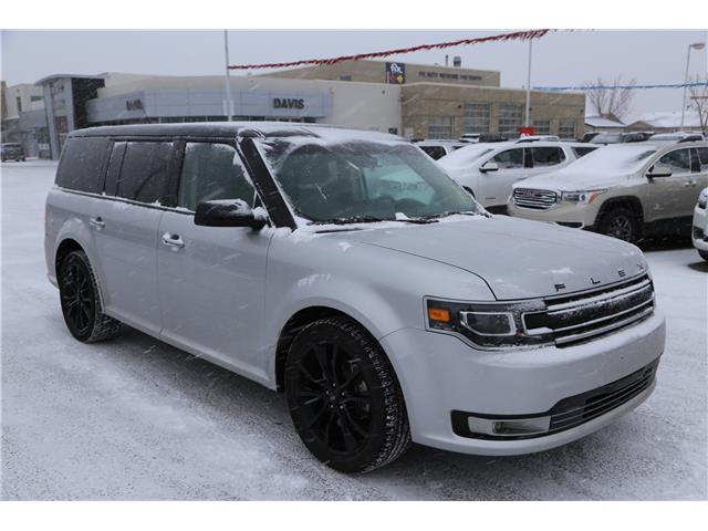 2019 Ford Flex Limited (Stk: 180422) in Medicine Hat - Image 1 of 28