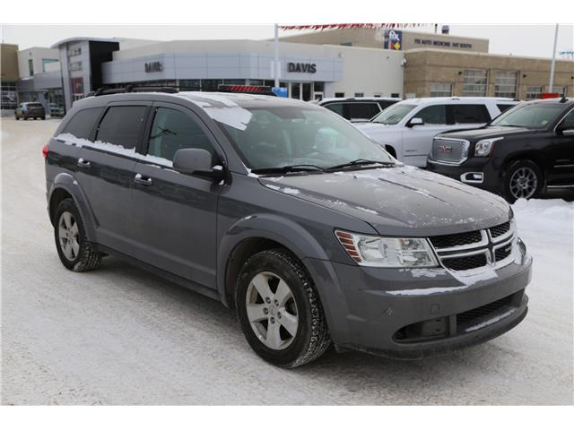 2012 Dodge Journey CVP/SE Plus (Stk: 156846) in Medicine Hat - Image 1 of 12