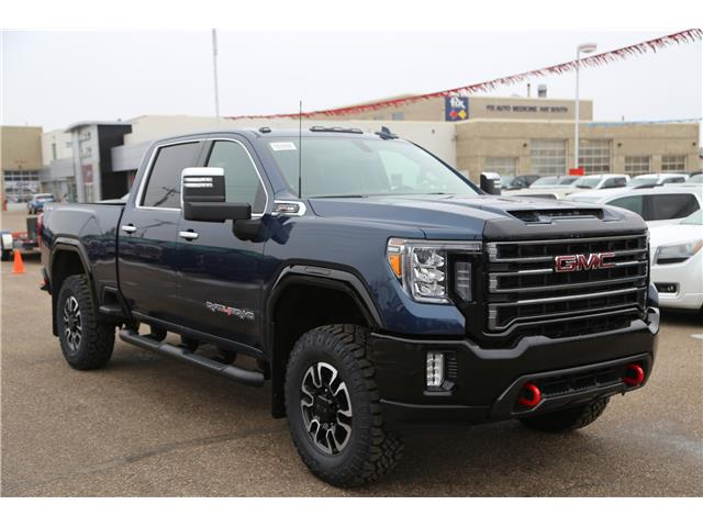 2020 GMC Sierra 2500HD SLT (Stk: 179760) in Medicine Hat - Image 1 of 28