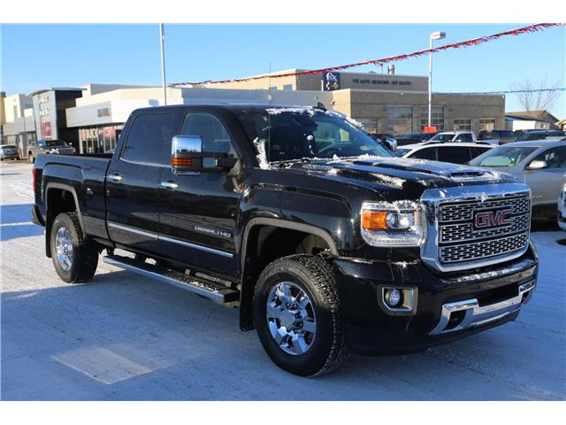 2019 GMC Sierra 3500HD Denali (Stk: 173694) in Medicine Hat - Image 1 of 22