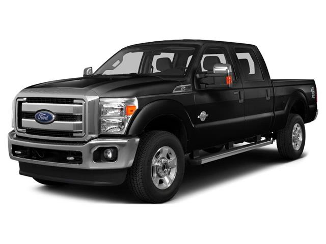 2014 Ford F-350 Lariat (Stk: 163321) in Medicine Hat - Image 1 of 10