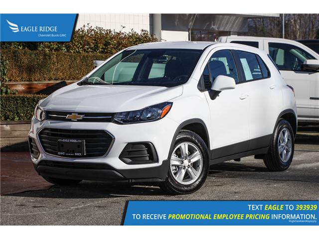2019 Chevrolet Trax LS (Stk: 94508S) in Coquitlam - Image 1 of 16