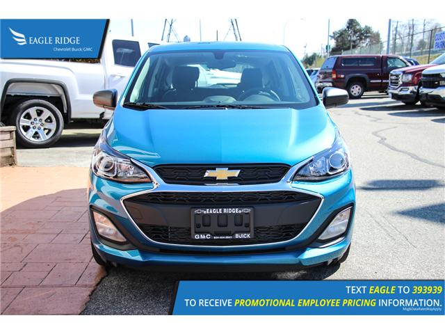 2019 Chevrolet Spark LS CVT (Stk: 93405A) in Coquitlam - Image 2 of 16