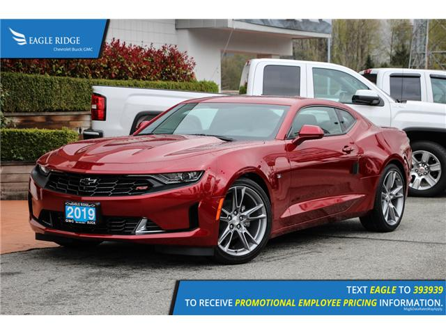 2019 Chevrolet Camaro 1LT (Stk: 93004A) in Coquitlam - Image 1 of 16