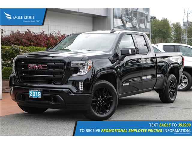 2019 GMC Sierra 1500 Elevation (Stk: 98272A) in Coquitlam - Image 1 of 16