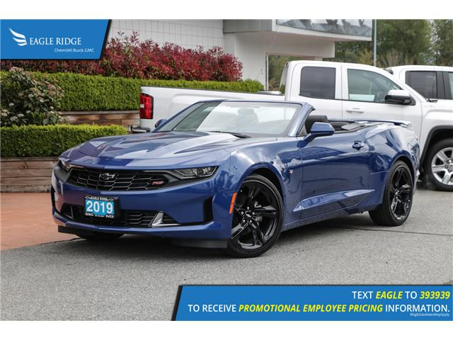 2019 Chevrolet Camaro 2LT (Stk: 93011A) in Coquitlam - Image 1 of 18