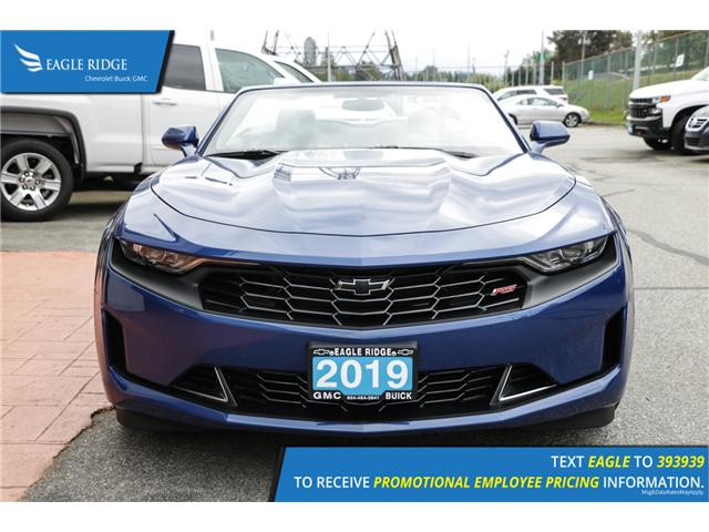 2019 Chevrolet Camaro 2LT (Stk: 93011A) in Coquitlam - Image 2 of 18