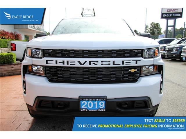 2019 Chevrolet Silverado 1500 Silverado Custom (Stk: 99255A) in Coquitlam - Image 2 of 15