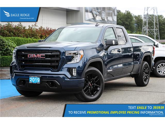 2019 GMC Sierra 1500 Elevation (Stk: 98269A) in Coquitlam - Image 1 of 15
