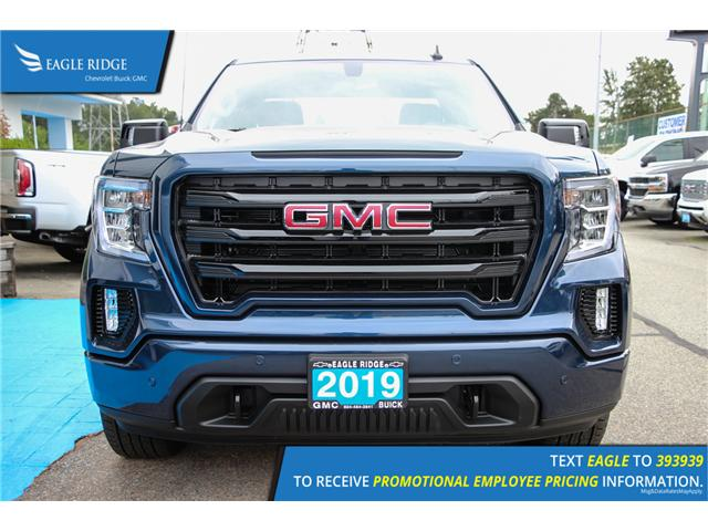 2019 GMC Sierra 1500 Elevation (Stk: 98269A) in Coquitlam - Image 2 of 15