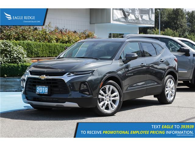 2019 Chevrolet Blazer 3.6 True North (Stk: 95001A) in Coquitlam - Image 1 of 19