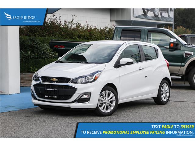 2019 Chevrolet Spark 2LT CVT (Stk: 93413A) in Coquitlam - Image 1 of 19