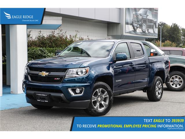 2020 Chevrolet Colorado Z71 (Stk: 08108A) in Coquitlam - Image 1 of 18