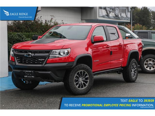 2020 Chevrolet Colorado ZR2 (Stk: 08115A) in Coquitlam - Image 1 of 18
