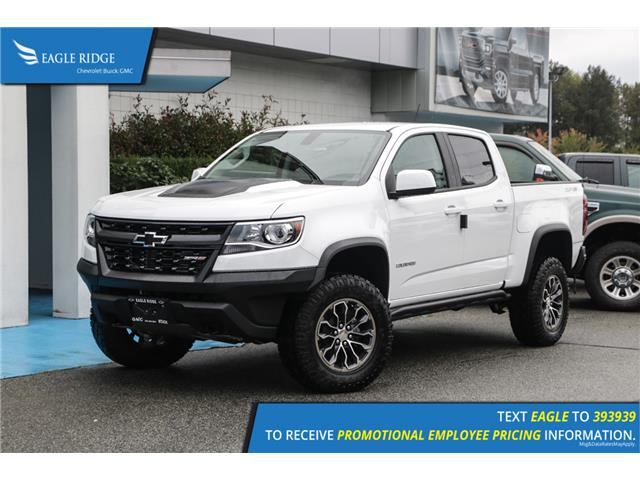 2020 Chevrolet Colorado ZR2 (Stk: 08103A) in Coquitlam - Image 1 of 18