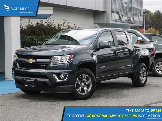 2020 Chevrolet Colorado Z71 (Stk: 08122A) in Coquitlam - Image 1 of 17