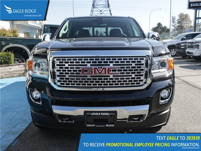 2020 GMC Canyon Denali (Stk: 08006A) in Coquitlam - Image 2 of 17