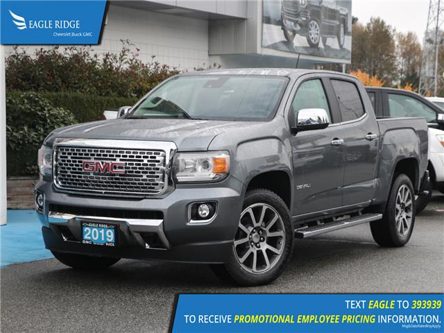 2020 GMC Canyon Denali (Stk: 08005A) in Coquitlam - Image 1 of 17
