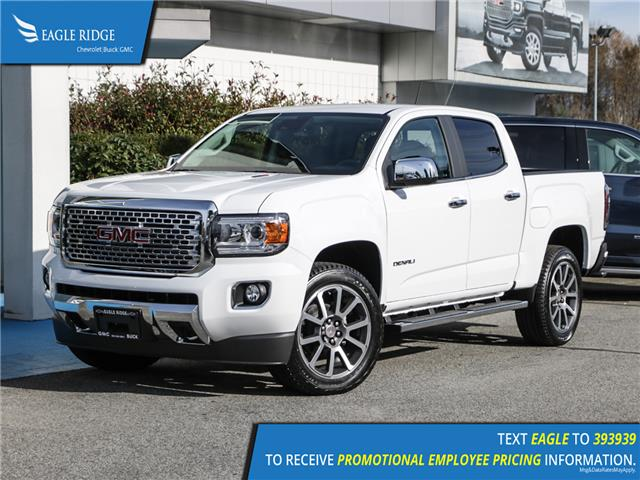 2020 GMC Canyon Denali (Stk: 09009A) in Coquitlam - Image 1 of 17