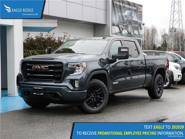 2020 GMC Sierra 1500 Elevation (Stk: 08212A) in Coquitlam - Image 1 of 16