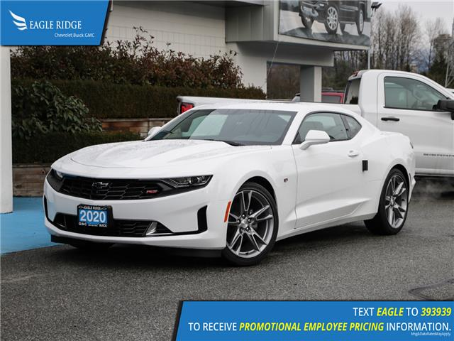 2020 Chevrolet Camaro 1LT (Stk: 03000A) in Coquitlam - Image 1 of 15