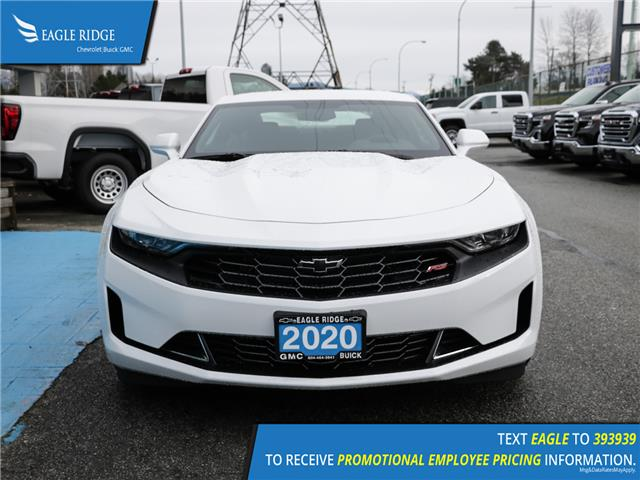 2020 Chevrolet Camaro 1LT (Stk: 03000A) in Coquitlam - Image 2 of 15