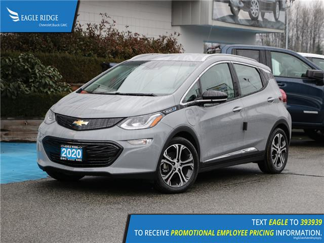 2020 Chevrolet Bolt EV Premier (Stk: 02325A) in Coquitlam - Image 1 of 17