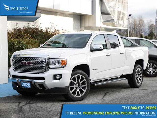 2020 GMC Canyon Denali (Stk: 08012A) in Coquitlam - Image 1 of 17