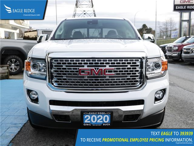 2020 GMC Canyon Denali (Stk: 08012A) in Coquitlam - Image 2 of 17