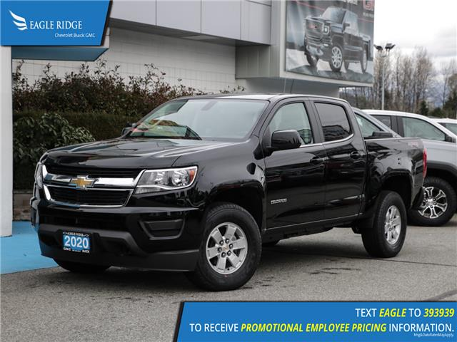 2020 Chevrolet Colorado WT (Stk: 08127A) in Coquitlam - Image 1 of 16