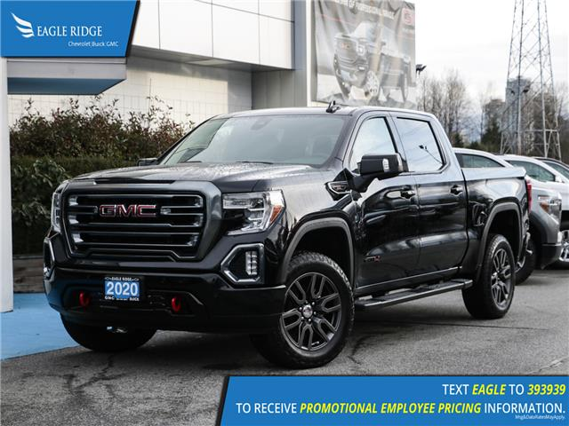 2020 GMC Sierra 1500 AT4 (Stk: 08219A) in Coquitlam - Image 1 of 20