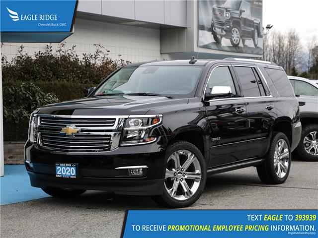 2020 Chevrolet Tahoe Premier (Stk: 07602A) in Coquitlam - Image 1 of 22