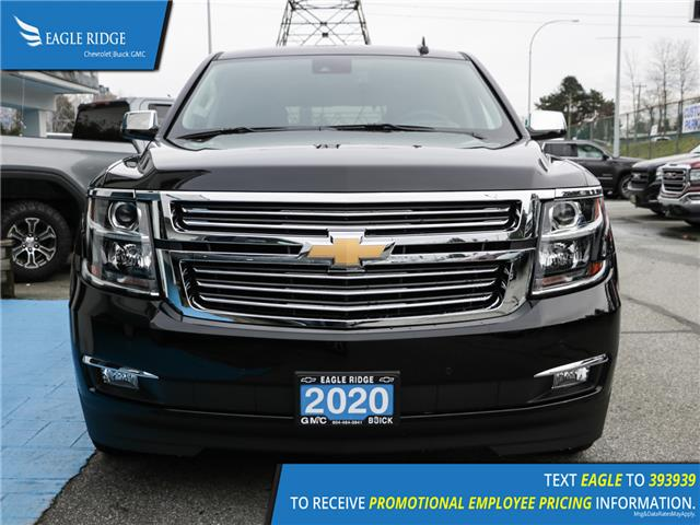 2020 Chevrolet Tahoe Premier (Stk: 07602A) in Coquitlam - Image 2 of 22