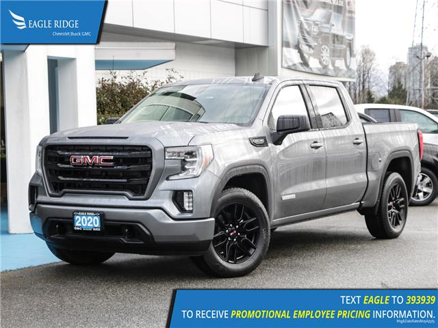 2020 GMC Sierra 1500 Elevation (Stk: 08222A) in Coquitlam - Image 1 of 18