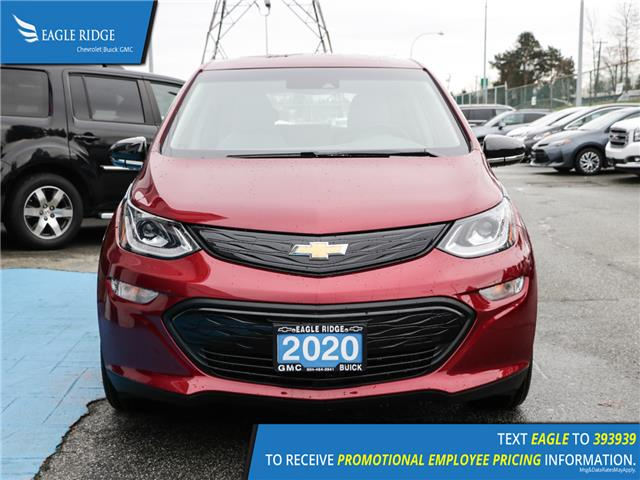 2020 Chevrolet Bolt EV LT (Stk: 02315A) in Coquitlam - Image 2 of 16