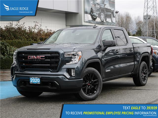2020 GMC Sierra 1500 Elevation (Stk: 08226A) in Coquitlam - Image 1 of 18
