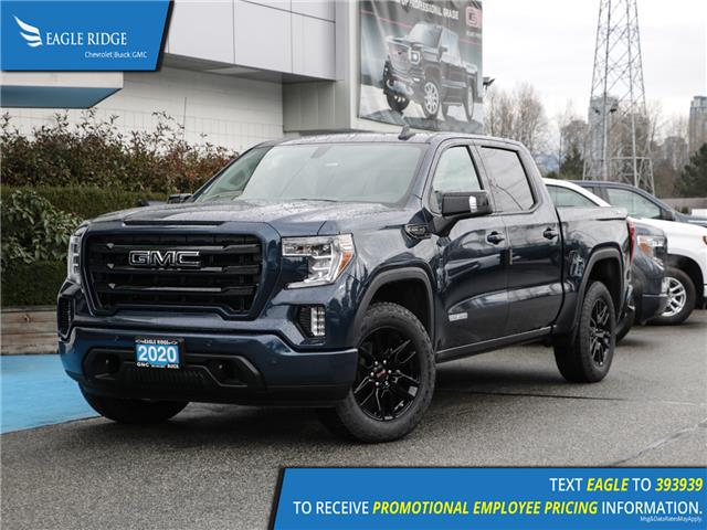 2020 GMC Sierra 1500 Elevation (Stk: 08225A) in Coquitlam - Image 1 of 18