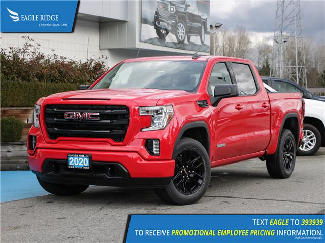 2020 GMC Sierra 1500 Elevation (Stk: 08224A) in Coquitlam - Image 1 of 18
