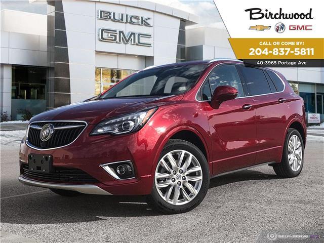 2020 Buick Envision Premium II (Stk: G20039) in Winnipeg - Image 1 of 27