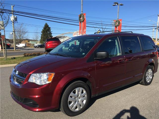 2017 Dodge Grand Caravan CVP/SXT (Stk: P556422) in Saint John - Image 1 of 29