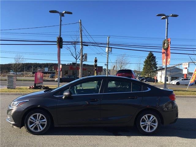 2017 Chevrolet Cruze LT Auto (Stk: P179859) in Saint John - Image 2 of 34