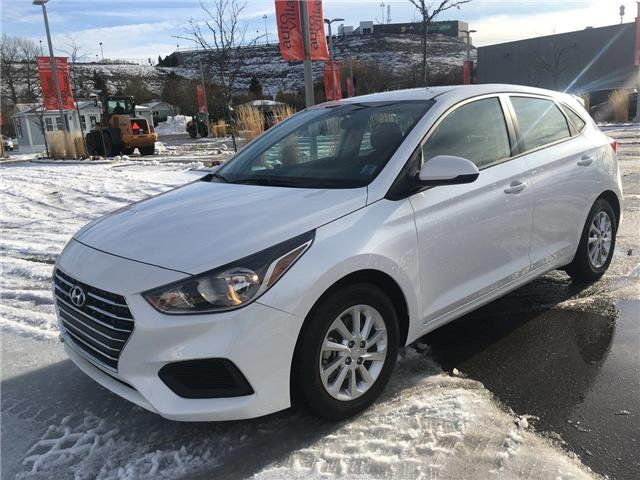 2019 Hyundai Accent Preferred (Stk: P084550) in Saint John - Image 1 of 32
