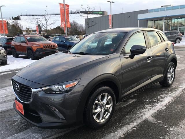 2018 Mazda CX-3 GS (Stk: P306454) in Saint John - Image 1 of 31
