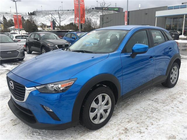 2016 Mazda CX-3 GX (Stk: P117488) in Saint John - Image 1 of 27