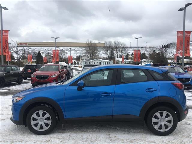 2016 Mazda CX-3 GX (Stk: P117488) in Saint John - Image 2 of 27
