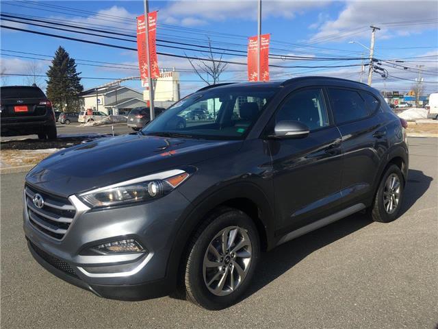 2018 Hyundai Tucson SE 2.0L (Stk: P711542) in Saint John - Image 1 of 40