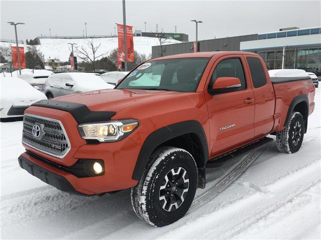 2017 Toyota Tacoma TRD Off Road (Stk: P061668) in Saint John - Image 1 of 31