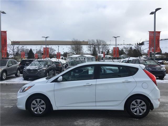 2017 Hyundai Accent GL (Stk: T658954B) in Saint John - Image 2 of 12