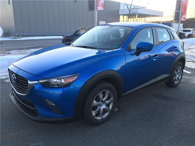 2017 Mazda CX-3 GX (Stk: P156030) in Saint John - Image 1 of 1